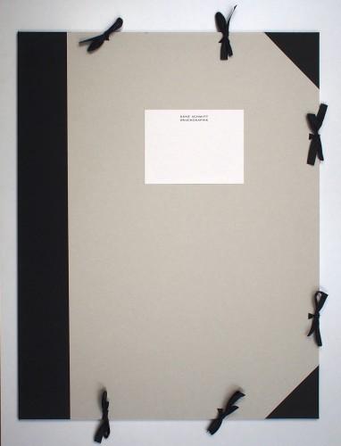 Luis Camnitzer – Symmetrical Jails (Portfolio)