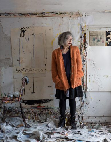 Rose Wylie – Portrait